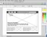 OmniGraffle 5: Creating Web Sitemaps and Wireframes