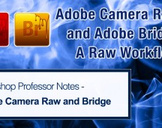 Photoshop Professor Notes - Adobe Camera Raw and Bridge