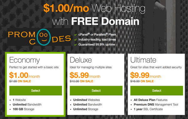 Get best hosting plans from this link  ,you can save maximum using of this $1 web hosting plan. - Image 1