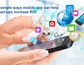 9 simple ways mobile app can help start-ups increase ROI