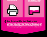 Reduce Your Ink Costs- An Infographic