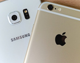 iPhone 6S vs Samsung Galaxy S6