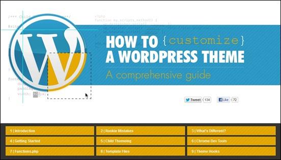 30 helpful WordPress Theme Tutorials and Resources - Image 5