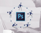 How to create gif animation in photoshop