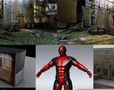 Become an Expert 3D Games Developer/Artist/Animator