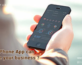 How an iPhone App Can Maximize Your Business?<br><br>