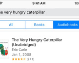 Audiobooks bought from Apple can now be re-downloaded using iCloud