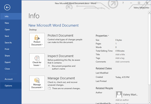 How To Recover an Unsaved Microsoft Word Document - Image 3