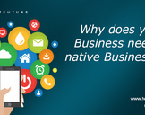 Why does your business need a native business App