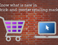 Know what is new in Brick-and-mortar retailing market