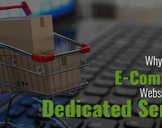 Why A Growing E-Commerce Website Needs A Dedicated Server?