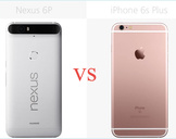 Nexus 6P VS iPhone 6S Plus