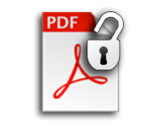 PDF File Restriction Remover To Withdraws Security From PDF File