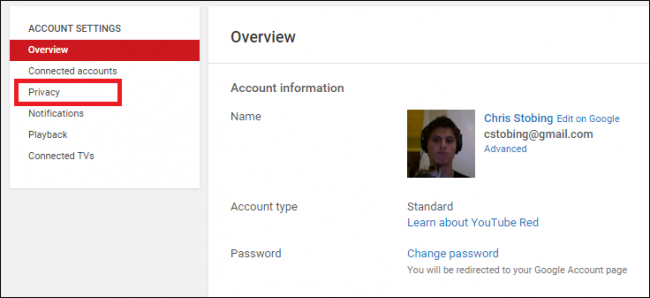How to Manage Your YouTube Privacy Settings - Image 3