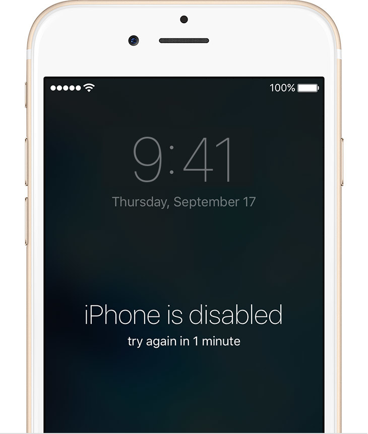What to do if you've forgotten your iPhone passcode - Image 1