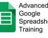 Advanced Google Spreadsheets