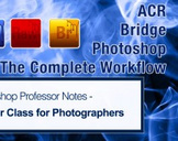 Photoshop Professor Notes - Photoshop for Photographers