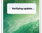 "Fix iOS Stuck on ""Verifying Update"""
