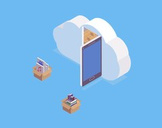 Android: Using Backendless to save data in the cloud