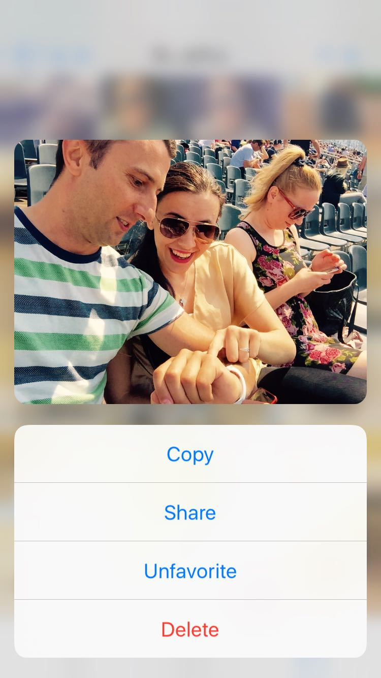Sort through your photos like that with 3D Touch - Image 7