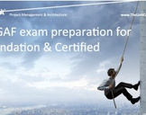Become TOGAF Certified with exam preparation for L1 + L2