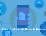 Hybrid App Development: Things To Keep In Mind<br><br>