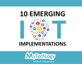 10 emerging IOT implementations<br><br>