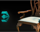 3ds Max Advanced Modeling - Furniture