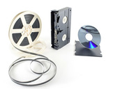 Transfer Videos to DVD using VHS-DVD Combo Recorder<br><br>