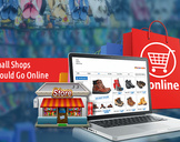 Why Small Shops Should Go Online?