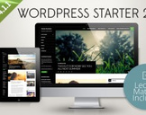 WordPress Starter 2015: Create Your Own WordPress Website