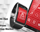 How Wearable App Market Differs from Mobile App Market?