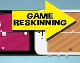 Reskinning Jump Chump iPhone & iPad Game - EZ, Quick & Fun