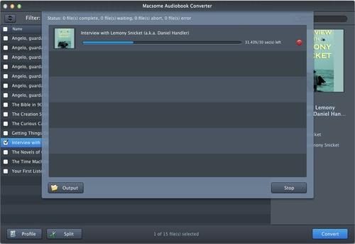 How to Convert AA/ AAX audiobooks to MP3 on Mac - Image 3