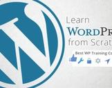 Learn WordPress from Scratch