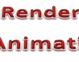 3D Rendering and Animation Industry Growing Consistently