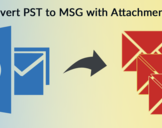 How to Save Multiple Outlook Emails as MSG Files in Simple Steps?
