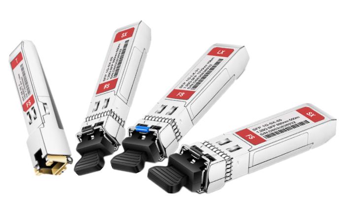Fibre Channel vs Ethernet SFP - Image 1