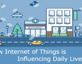 How Internet of Things is Influencing Daily Lives?
