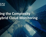 Panel explores new ways to solve the complexity of hybrid cloud monitoring