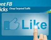 2 Cent Facebook Clicks - Cheap Targeted Traffic
