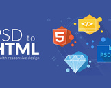 PSD To HTML Conversion- Is It Best For Web Development?
