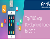 Top 7 iOS App Development Trends for 2018<br><br>