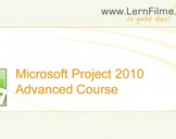 Learn Microsoft Project 2010 -The Advanced Training-