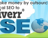Make money by outsourcing local SEO to Fiverr