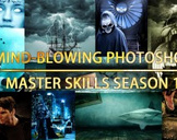 Mind-Blowing Photoshop: Master Skills Season 1