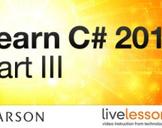 Learn C# 2010 Part III