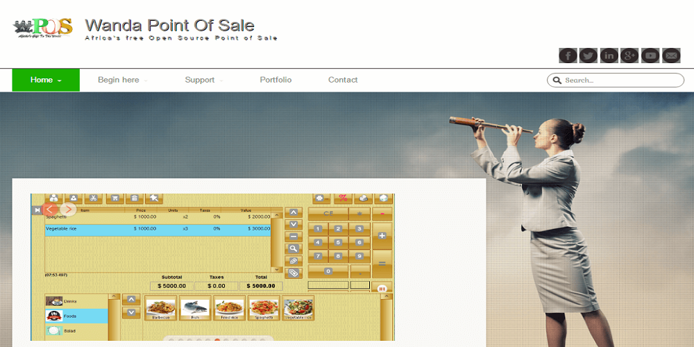 Free and Open Source Point of Sale (POS) Software - 12428 | MyTechLogy