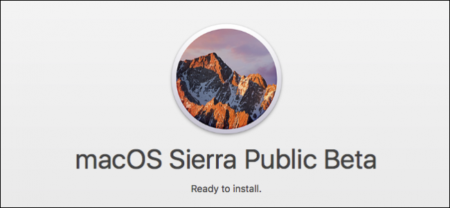 How to Install the macOS Sierra Public Beta - Image 1