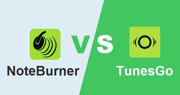 Apple Music Converter Comparison: NoteBurner vs. Wondershare TunesGo - Image 1